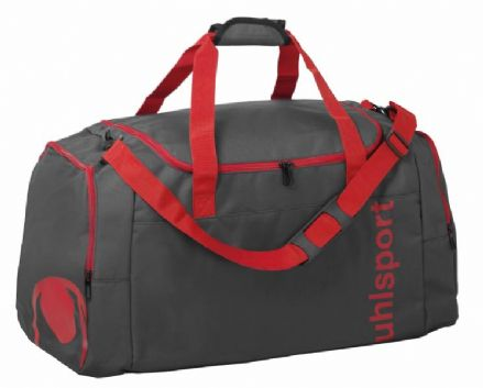 Essential Sports Bag  Anthra / Red